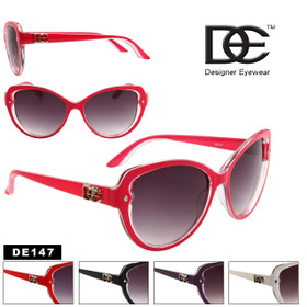 DE™ Cat Eye Fashion Sunglasses Style # DE147