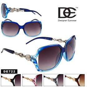 Wholesale Designer Sunglasses by the Dozen- Style # DE722