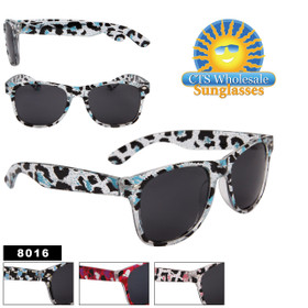Wholesale California Classics Sunglasses - Style # 8016 (Assorted Colors) (12 pcs.)