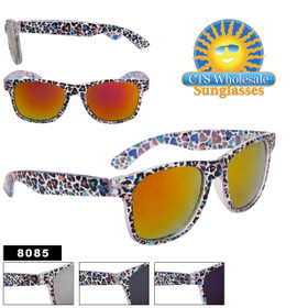 California Classics Sunglasses - 8085 (Assorted Colors) (12 pcs.)