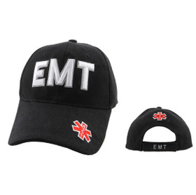 Wholesale Baseball Cap C1005 (1 pc.) EMT and The Star of Life Symbol