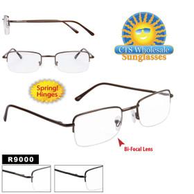 Bi-Focal Reading Glasses with Spring Hinge R9000