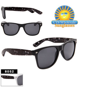 Wholesale California Classics Sunglasses - 8052 (Assorted Colors) (12 pcs.)