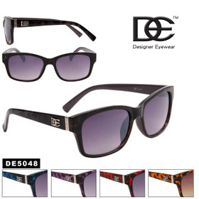 DE™ Fashion Sunglasses Wholesale - DE5048 (Assorted Colors) (12 pcs.)
