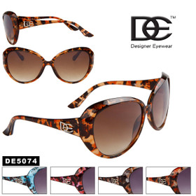 Wholesale DE™ Fashion Sunglasses -DE5074 (Assorted Colors) (12 pcs.)