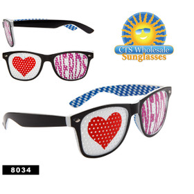 Nerd California Classics Wholesale - 8034 (Assorted Colors) (12 pcs.)