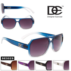 Wholesale DE™ Aviator Sunglasses - DE5029 (Assorted Colors) (12 pcs.)