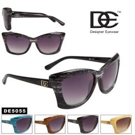 Cat Eye Sunglasses Wholesale - DE5055 (Assorted Colors) (12 pcs.)