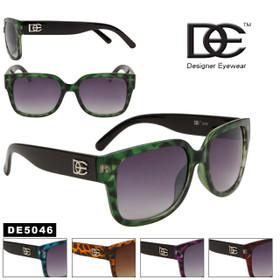 Bulk Designer Sunglasses - DE5046 (Assorted Colors) (12 pcs.)