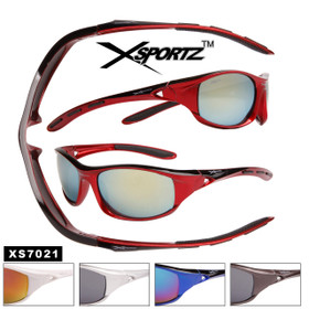 Men's Wholesale Sport Sunglasses Xsportz™ - Style #XS7021