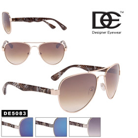 DE™ Fashion Aviators - Style #DE5083 (Assorted Colors) (12 pcs.)