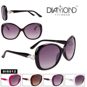 Wholesale Diamond™ Eyewear Rhinestone Sunglasses DI6012