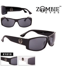Men's Designer Zombie Eyes™ Sunglasses Wholesale - Style #Z1010 (Assorted Colors) (12 pcs.)