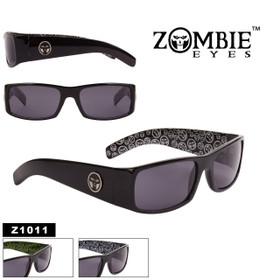 Men's Designer Zombie Eyes™ Wholesale Sunglasses - Style #Z1011 (Assorted Colors) (12 pcs.)