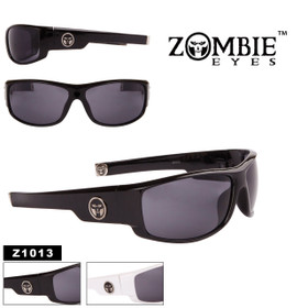 Zombie Eyes™ Bulk Men's Designer Sunglasses - Style #Z1013 (Assorted Colors) (12 pcs.)
