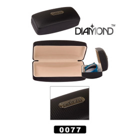 Diamond™ Eyewear Sunglass Hard Cases Wholesale - 0077 (12 pcs.)