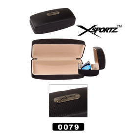 Xsportz™ Sunglass Hard Cases Wholesale - 0079 (12 pcs.)
