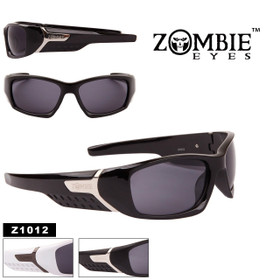 Wholesale Zombie Eyes™ Designer Sunglasses for Men - Style #Z1012 (Assorted Colors) (12 pcs.)