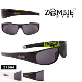 Zombie Eyes™ Men's Designer Sunglasses - Style #Z1004 (Assorted Colors) (12 pcs.)