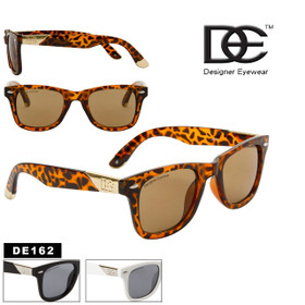 DE™ California Classics Sunglasses - Style DE162 (Assorted Colors) (12 pcs.)