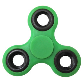 Wholesale Fidget Spinners FS-Green (12 pcs) Green Fidget Spinner