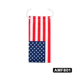 American Flag Micro fiber Bags AMF801 (12 pcs.)