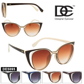 DE™ Designer Eyewear - Style #DE5095 (Assorted Colors) (12 pcs.)