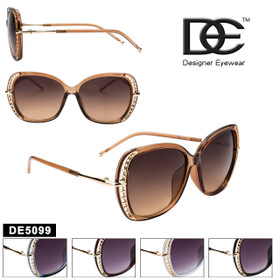Bulk DE™ Designer Eyewear - Style #DE5099 (Assorted Colors) (12 pcs.)