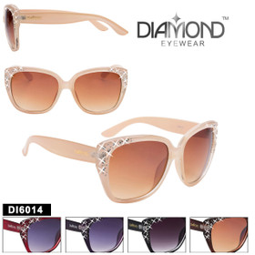 Bulk Diamond™ Rhinestone Sunglasses - DI6014