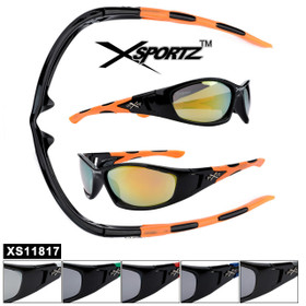 Bulk Xsportz™ Sports Sunglasses XS11817