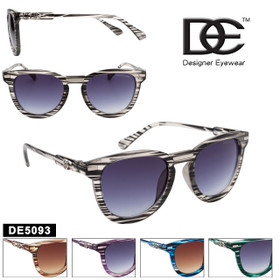 DE™ Fashion Sunglasses - Style #DE5093 (Assorted Colors) (12 pcs.)