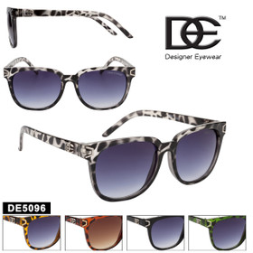DE™ Fashion Sunglasses - Style #DE5096 (Assorted Colors) (12 pcs.)