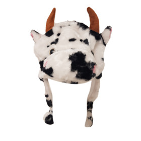 Wholesale Cow Animal Hat A127 (1 pc.)