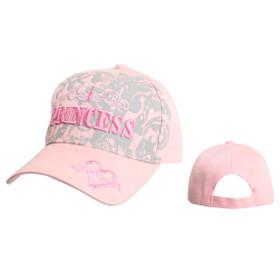 Pink Wholesale Caps | Princess