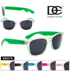 Wholesale California Classics Sunglasses - DE575 (Assorted Colors) (12 pcs.)