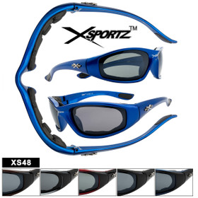 Xsportz Foam Padded Interior Frames XS48 (Assorted Colors) (12 pcs.)