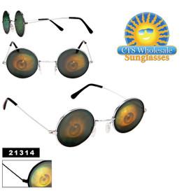 Crazy Eye Poker Glasses 21314