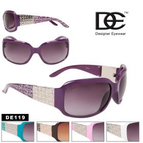 Designer Eyewear Brand New Fashion Sunglasses DE119