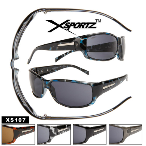 Wholesale Xsportz Sports Sunglasses for Men
