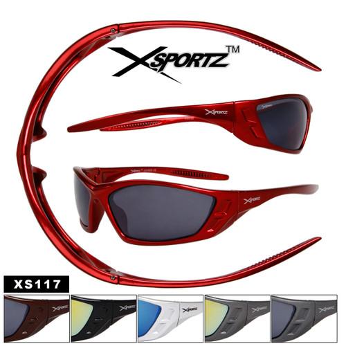 Men's Wholesale Sunglasses by Xsportz XS117