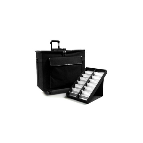 Traveling Suitcase & Displays