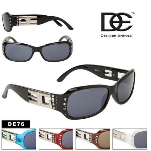 DE76 Designer Eyewear™ Sunglasses