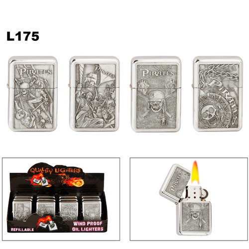 Pirate Lighters L175