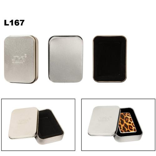 Lighter Tins L167