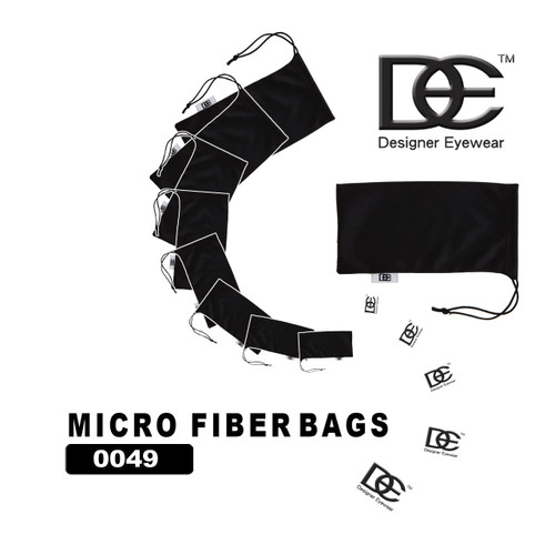 Micro Fiber Bags   DE Designer Eyewear 0049