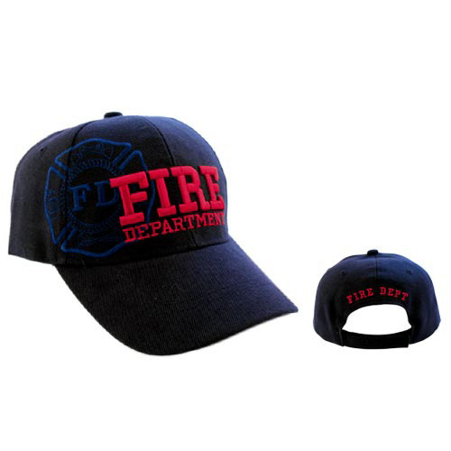 """Fired Department"" C1003 Blue"
