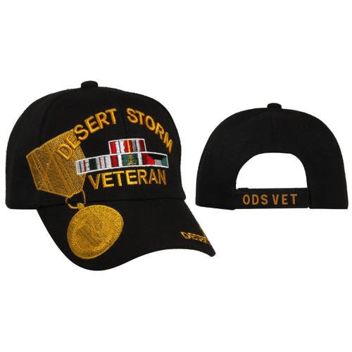 "Military Baseball Cap ""Desert Storm Veteran"" C1025"
