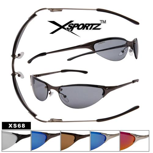 Xsportz Bulk Sunglasses XS68