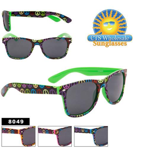 Bulk California Classics Sunglasses - Style # 8049