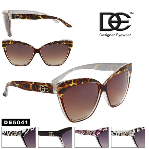 DE™ Cat Eye Sunglasses- Style # DE5041